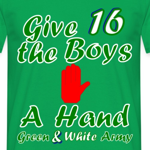 Green and White army 2016