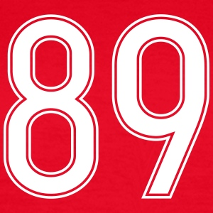 89, 089, Neunundachtzig, Eighty Nine, Pelibol ™ T-Shirts - Women's T-Shirt