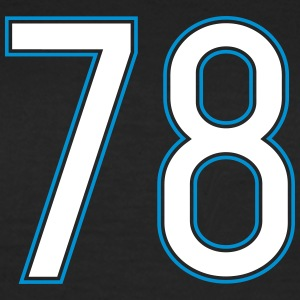 78, 078, Achtundsiebzig, Seventy Eight, Pelibol ™ T-Shirts - Frauen T-Shirt