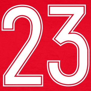 23, Dreiundzwanzig, Twenty Three, Pelibol ™ T-Shirts - Frauen T-Shirt
