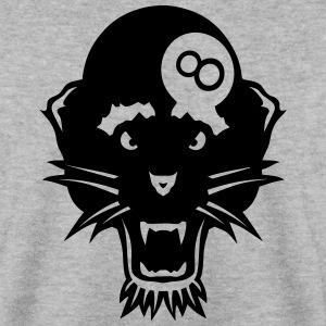 8 Ball Pool Panther-Logo Pullover & Hoodies - Männer Pullover