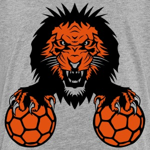handball claw club Roar mouth Shirts - Teenage Premium T-Shirt