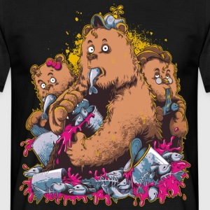 Bear Family - Men's T-Shirt