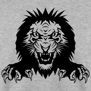 Lion claw open mouth Hoodies & Sweatshirts - Men's Sweatshirt