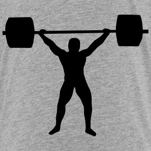 Weight lifting Tee shirts - T-shirt Premium Ado