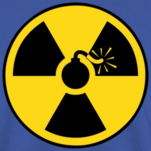 nuclear bomb Sweat-shirts - Sweat-shirt Homme