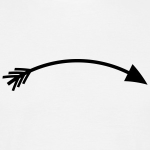 Right arrow Tee shirts - T-shirt Homme