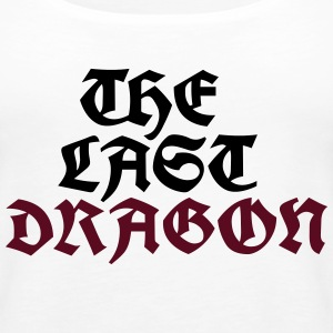 The Last Dragon Tops - Frauen Premium Tank Top