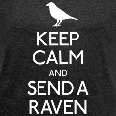 Keep Calm Raven T-Shirts