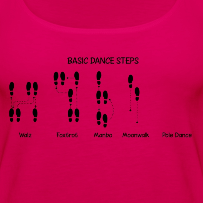 Basic Dance Steps