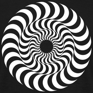 Optical Illusion 04B T-Shirts - Men's T-Shirt