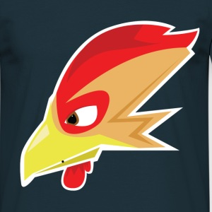 Angry Chicken Poulet - T-shirt Homme
