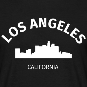 Los Angeles T-skjorter - T-skjorte for menn