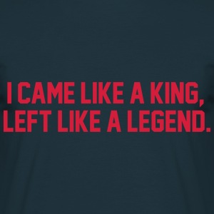King Legend - T-shirt Homme