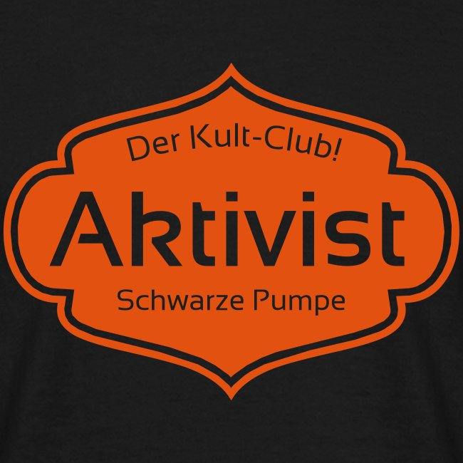 Fan-T-Shirt Kult-ClubAktivist