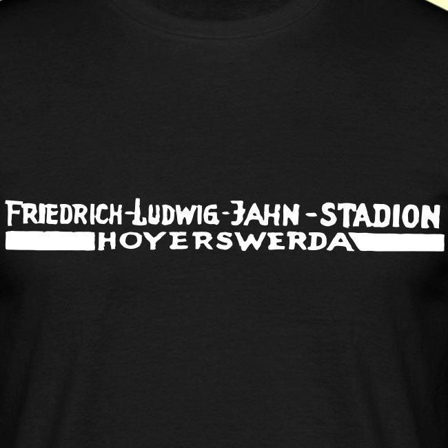 Fan-T-Shirt Friedrich-Ludwig-Jahn-Stadion Hoyerswerda