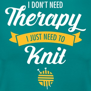 Therapy - Knit T-Shirts - Frauen T-Shirt