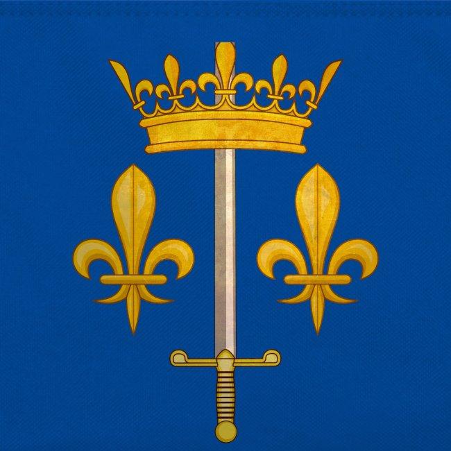 Sac Retro Blason Jeanne d'Arc