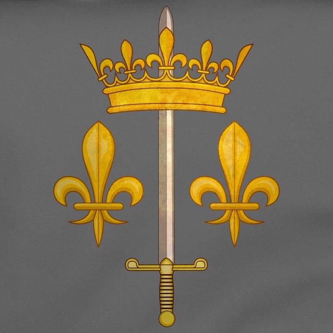 Sac bandoulière Blason Jeanne d'Arc