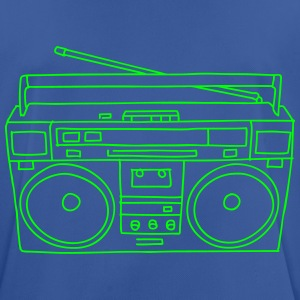 Boombox Tee shirts - T-shirt respirant Homme
