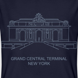 Grand Central Station de New York Tee shirts - T-shirt bio Homme