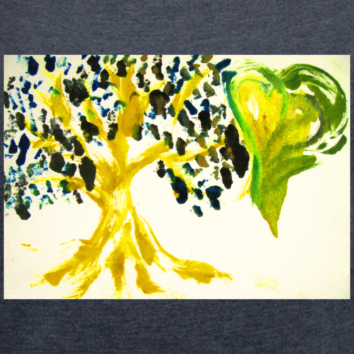 Baum geliebt
