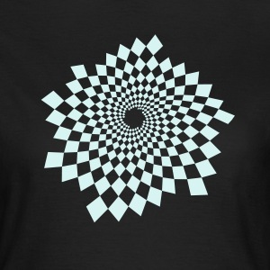Optical Illusion 14A T-Shirts - Women's T-Shirt