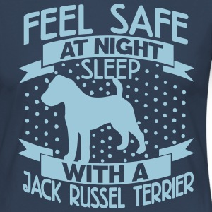 Feel safe at night - Jack Russell Terrier Long Sleeve Shirts - Women's Premium Longsleeve Shirt