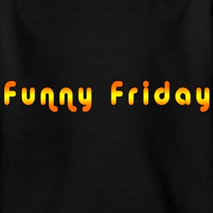 Funny Friday Shirts - Teenage T-shirt