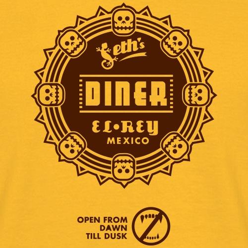Seth's Diner, inverted