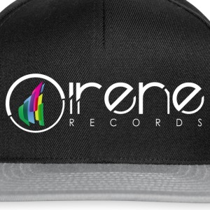 Irene records cup - Snapback Cap