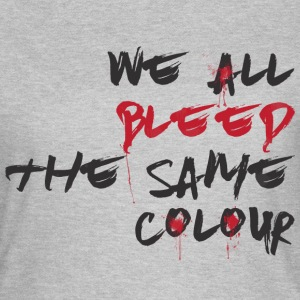 Bleed Same Colour Tee shirts - T-shirt Femme