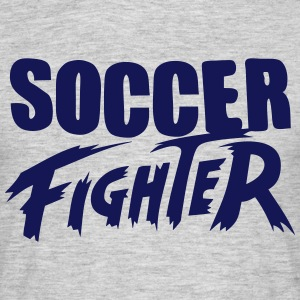 soccer_fighter T-Shirts - Men's T-Shirt