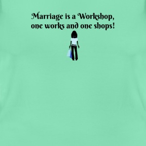 Work & Shop - Women's T-Shirt