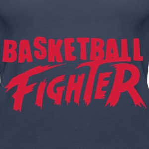 basketball fighter Tops - Camiseta de tirantes premium mujer
