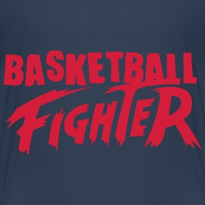 basketball fighter Shirts - Teenage Premium T-Shirt