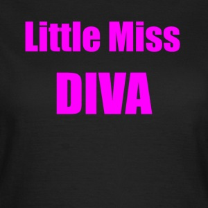 Little Miss Diva - Women's T-Shirt