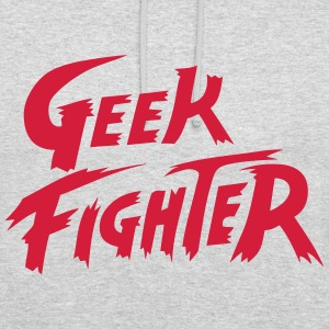 geek_fighter Pullover & Hoodies - Unisex Hoodie