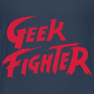 geek fighter Shirts - Teenage Premium T-Shirt