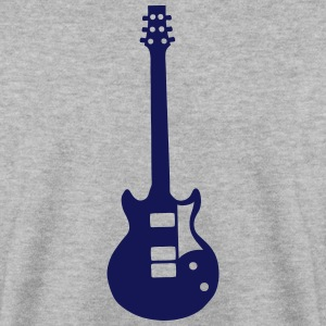 Electric guitar 2303 Hoodies & Sweatshirts - Men's Sweatshirt