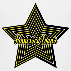 Francisco Evans Star Collection 01 Shirts - Teenager Premium T-shirt