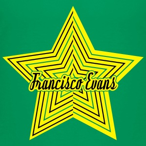 Francisco Evans Star Collection 01 Skjorter - Premium T-skjorte for barn