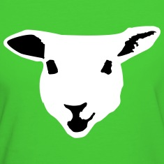 sheep, lamb T-shirts