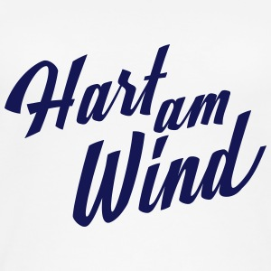 Hart am Wind Tops - Frauen Bio Tank Top