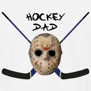 slapshot community hockey dad - T-shirt Homme