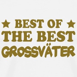 Best of the best grossvater T-Shirts - Männer Premium T-Shirt
