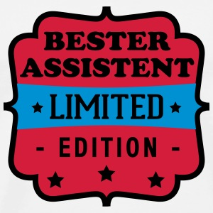 Bester assistent limited edition T-Shirts - Men's Premium T-Shirt