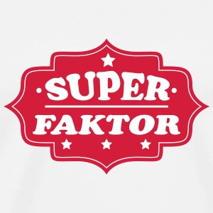 Super faktor T-Shirts - Men's Premium T-Shirt