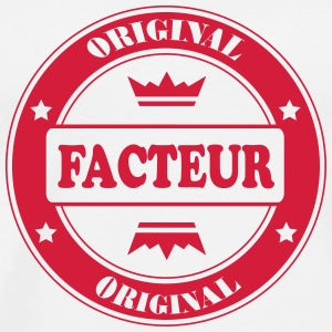 Original facteur T-Shirts - Men's Premium T-Shirt