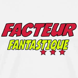 Facteur fantastique T-Shirts - Men's Premium T-Shirt